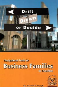 Tools for Business Families in Transition
